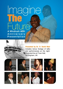 A New Windrush DVD - purchase it now